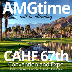 AMGtime Exhibiting at the 67th Annual California Association
